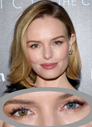 7 Top Celebrities With Different Colored Eyes