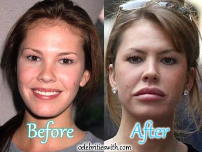 Nikki Cox Plastic Surgery Photo