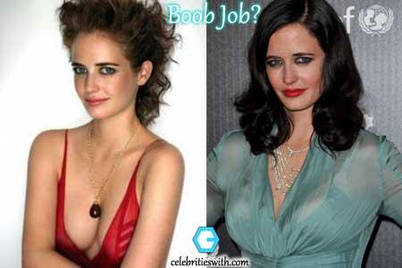 Eva Green Breast Implants
