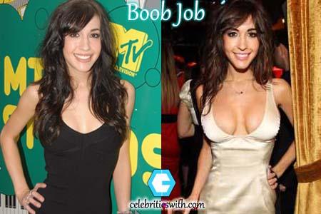 Kate Voegele Boob Job