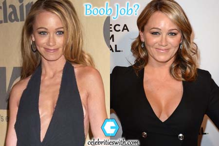 Christine Taylor Boob Job Photo