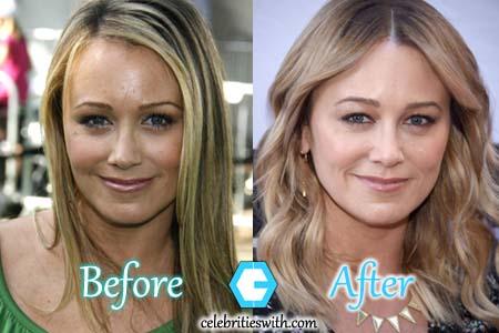 Christine Taylor Plastic Surgery