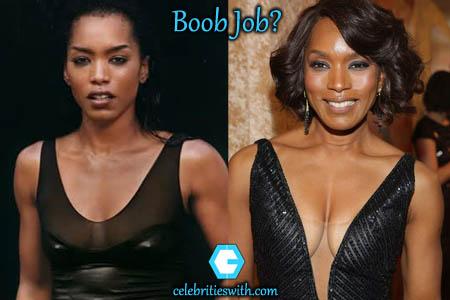 Angela Bassett Boob Job