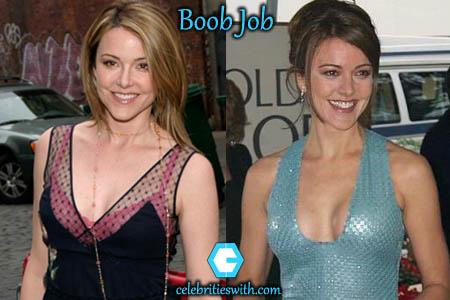 Christa Miller Boobs Job